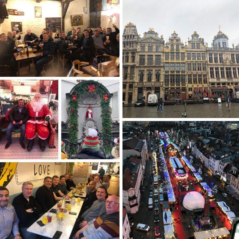 Brussels trip